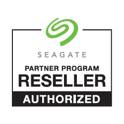 Seagate Partner Authorized Reseller